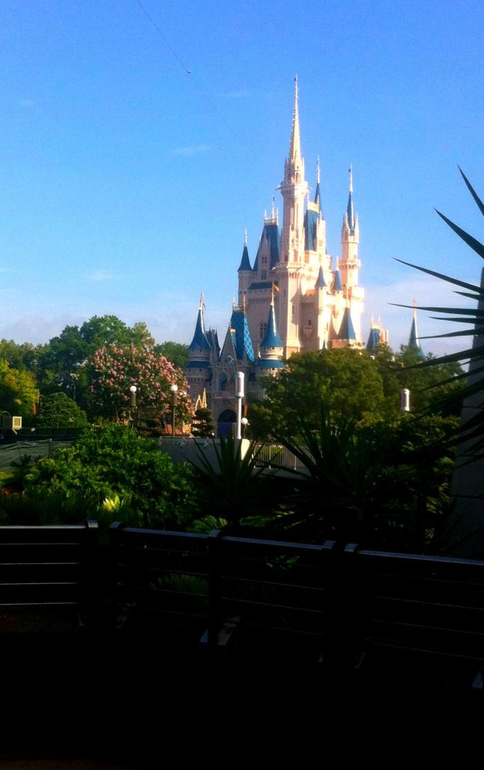 J'ai travaillé comme Cast Member à Disney World