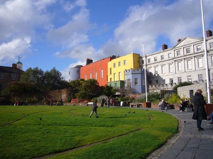 Dublin Castle que faire lors d'un weekend à dublin?