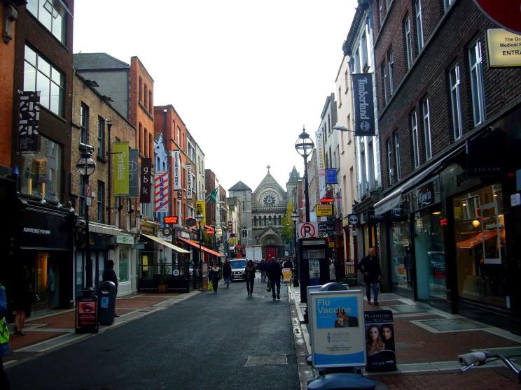 Que faire lors d'un weekend à Dublin?