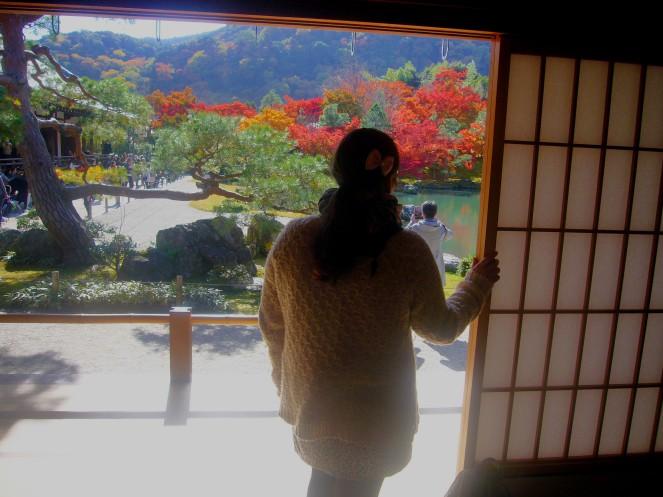 novembre au Japon en 10 images Kyoto Osaka