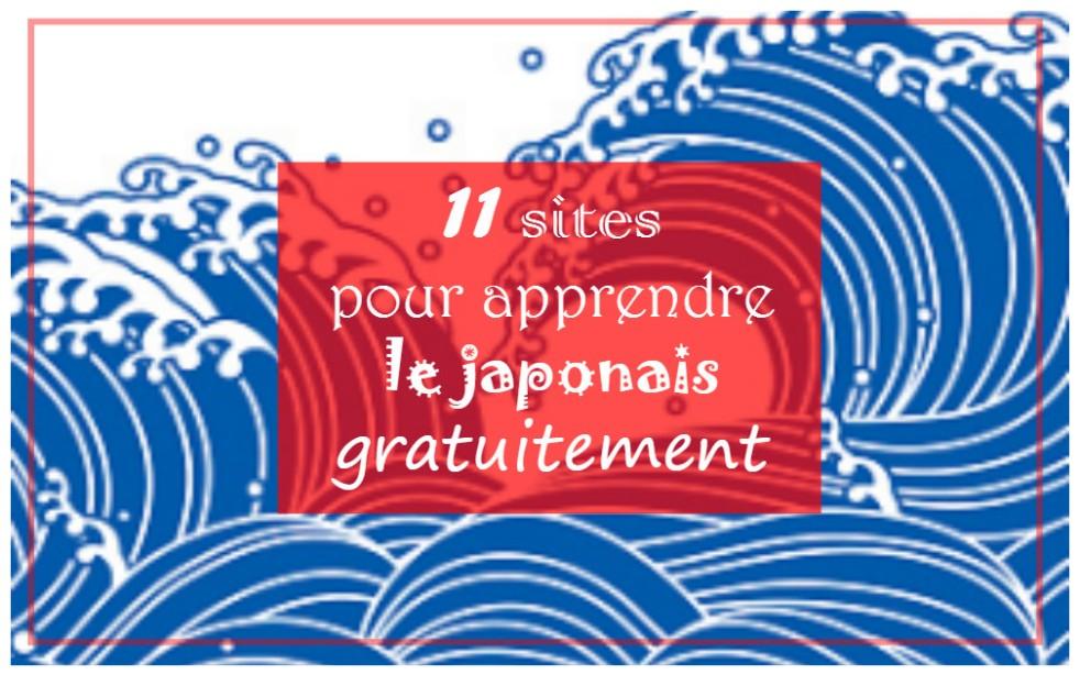 11 sites pour apprendre le japonais gratuitement