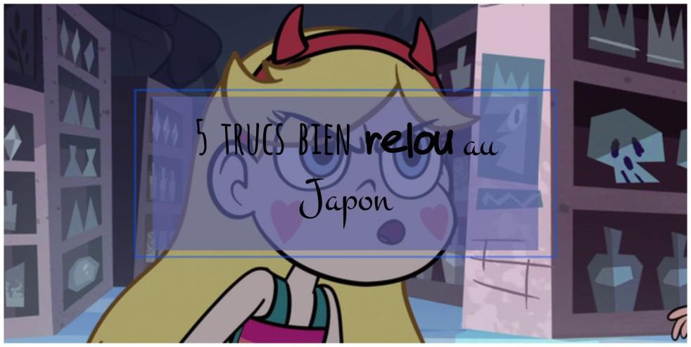 5 trucs bien relou au Japon + 5 things I hate about Japan