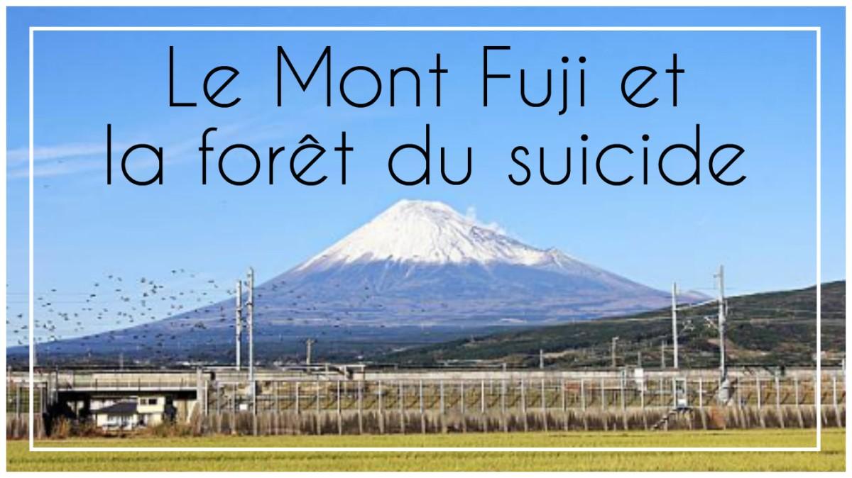 Le Mont Fuji et la forêt du suicide