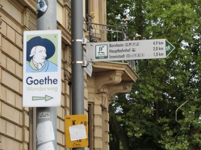 Francfort Frankfurt Allemagne Deutschland Germany apprendre l'allemand deutsch lernen learn German Sprachcaffe séjour linguistique